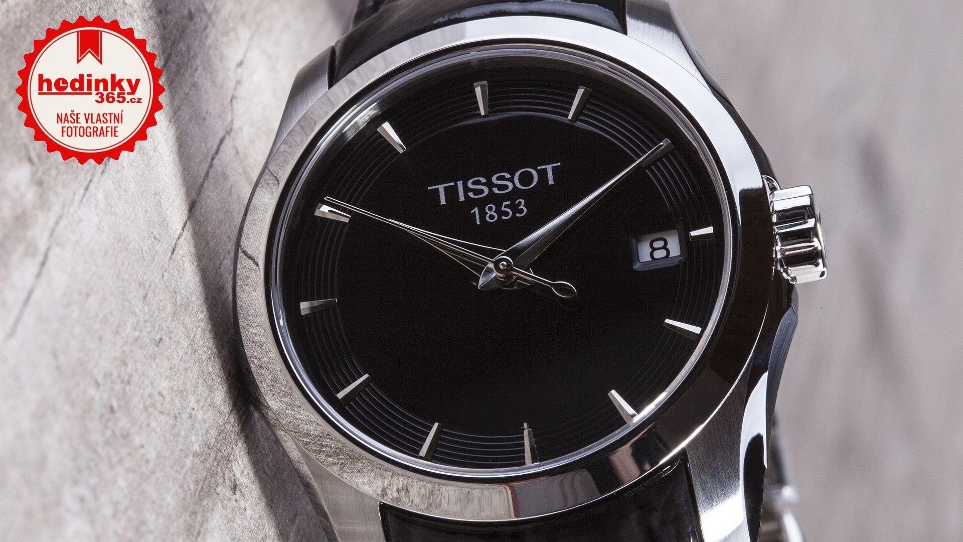 Tissot Couturier Quartz T035.210.16.051.00  41d48c3f86