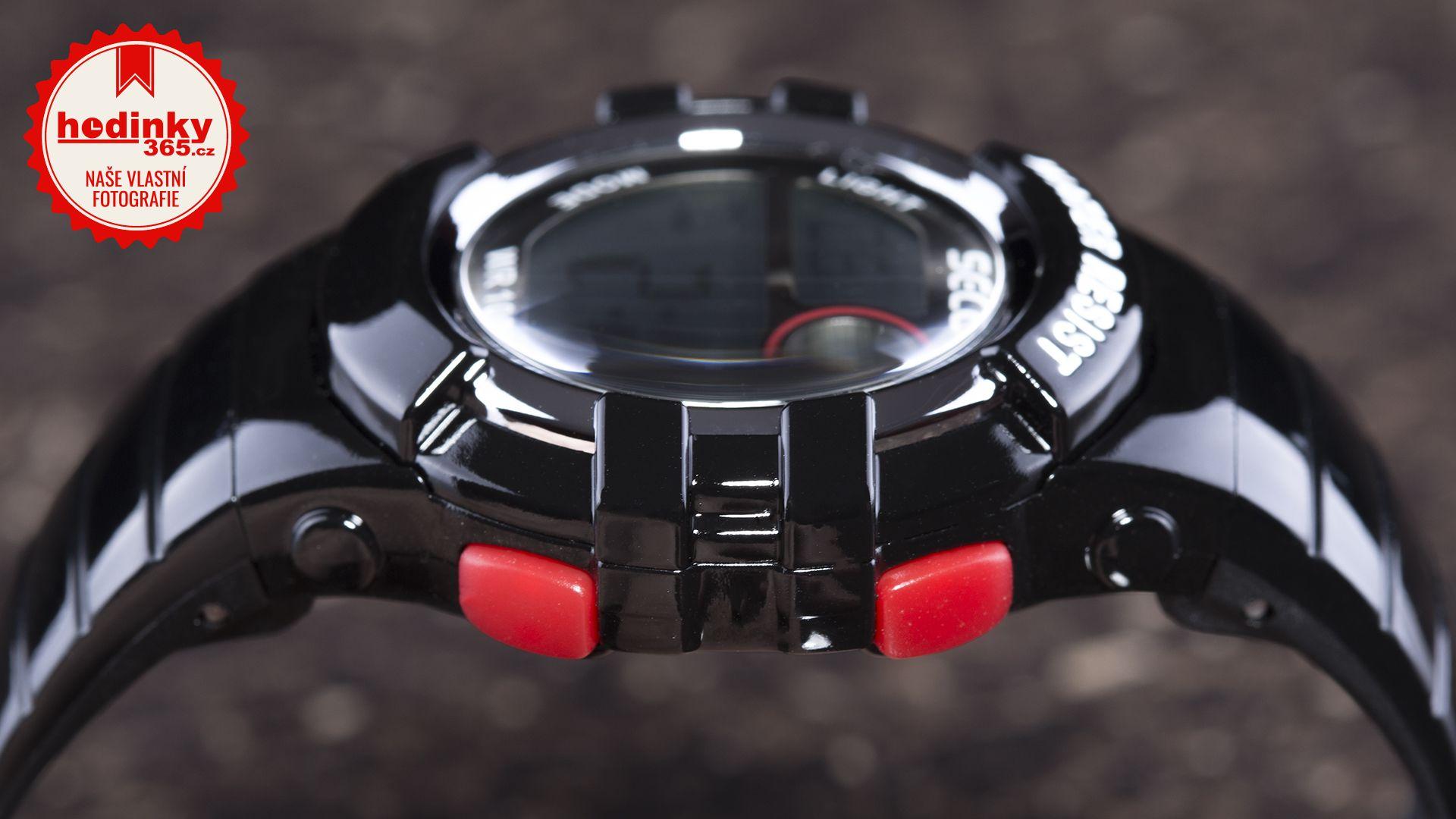 9aecf1d88 Dámske hodinky - plastový remienok, plast puzdro, plastové sklíčko. Všetky  technické parametre nájdete nižšie