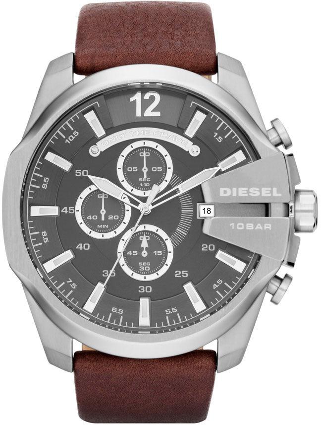 af782698a8e2 Pánske hodinky - kožený remienok
