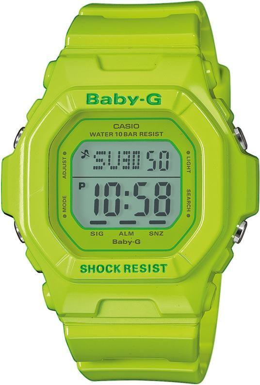 ab6a8ef382f Casio Baby-G BG-5606-3ER. Dámske hodinky - živicový remienok