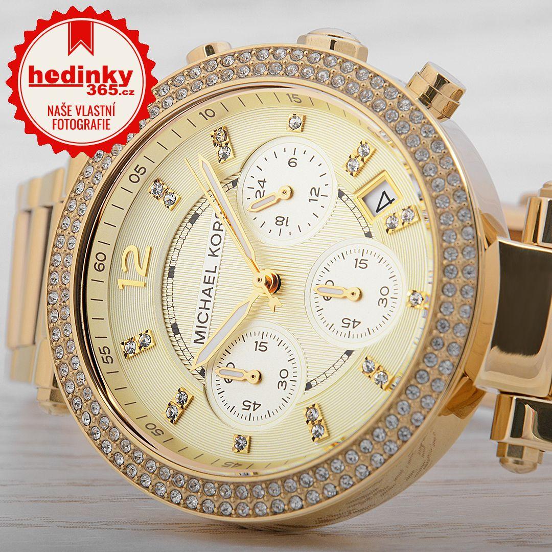 Michael Kors MK 5354. Dámske hodinky - ocelový remienok 4f2aa6ef36b
