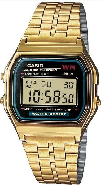 b0a28659252 Casio Collection Retro A159WGEA-1EF