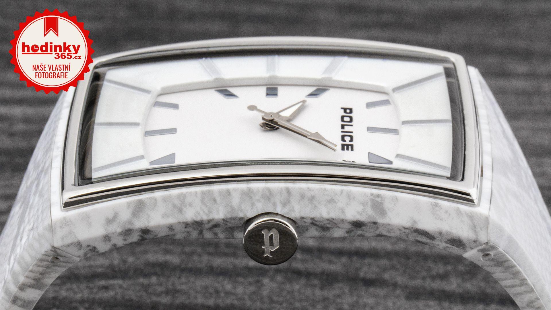 28c58aa2bf Police PL13077MPSS 01. Dámske hodinky - pryžový remienok