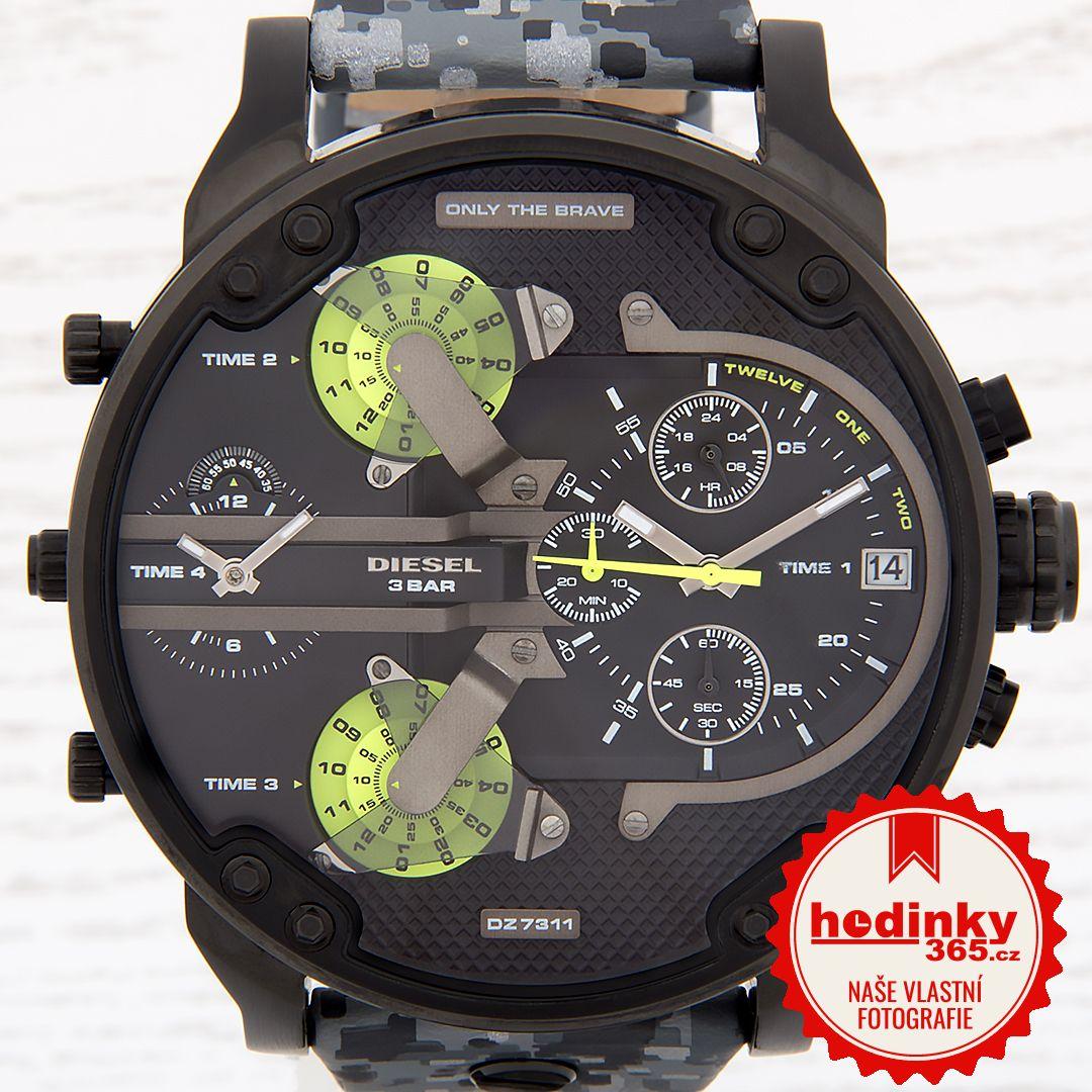 1b42f9f3611f Pánske hodinky - kožený remienok