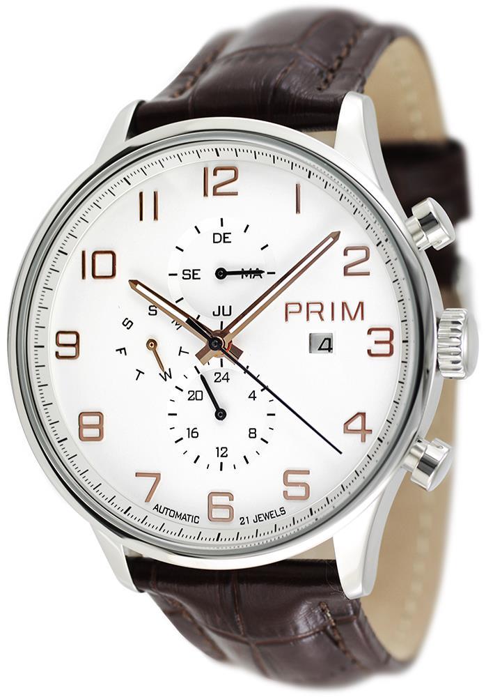 Pánske hodinky - kožený remienok ae2c1d5890b