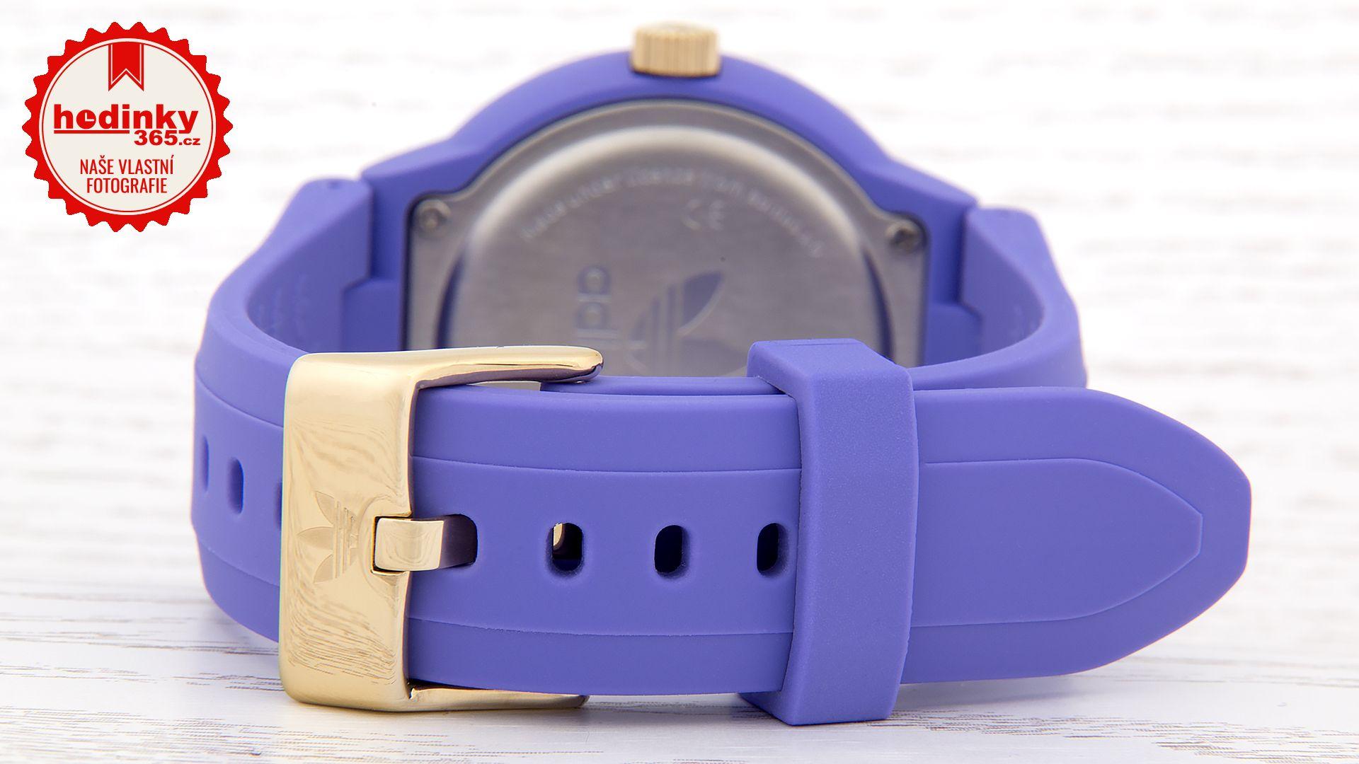 Dámske hodinky - silikónový remienok 37960ac1903