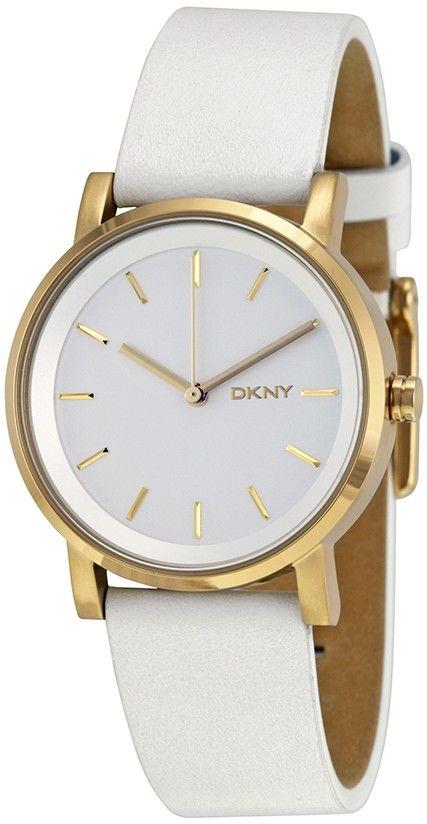 b89d483a01b4 Dámske hodinky - kožený remienok
