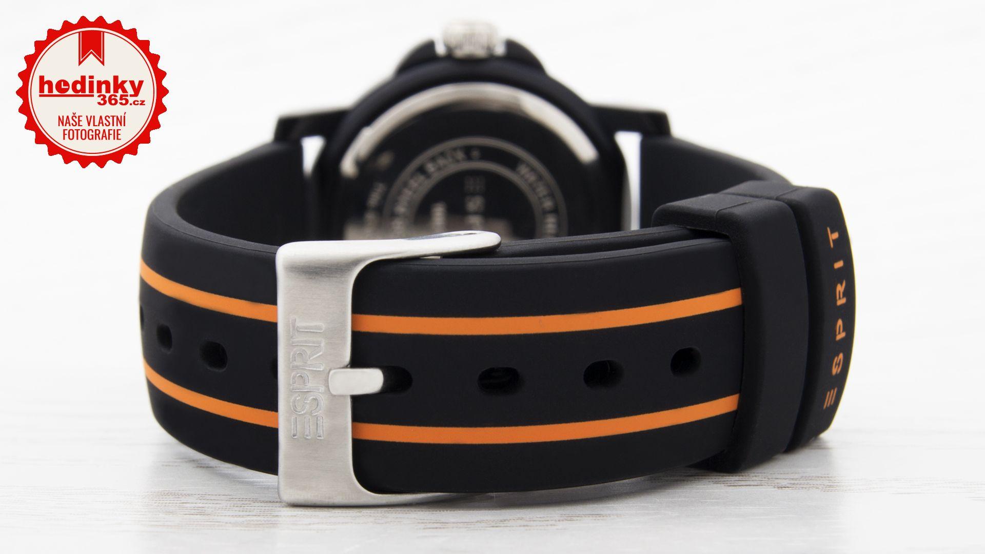f647bf236 Chlapčenské hodinky - silikónový remienok, aluminium puzdro, minerálne  sklíčko. Všetky technické parametre nájdete nižšie