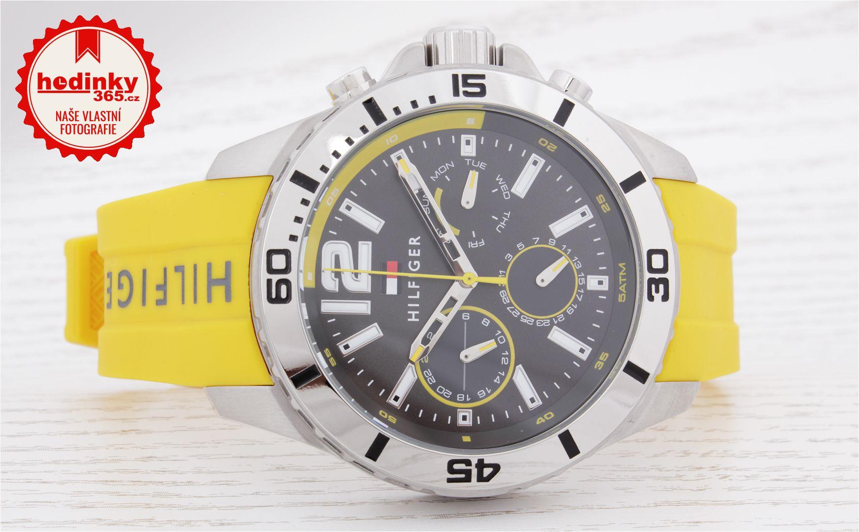 15a2c5d76 Pánske hodinky - silikónový remienok, ocel puzdro, minerálne sklíčko.  Všetky technické parametre nájdete nižšie