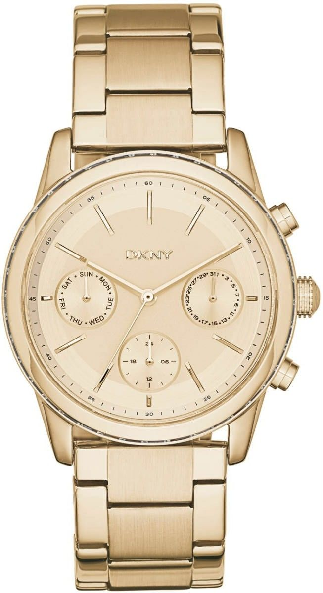 bc0eebc10d DKNY NY 2330. Dámske hodinky - ocelový remienok