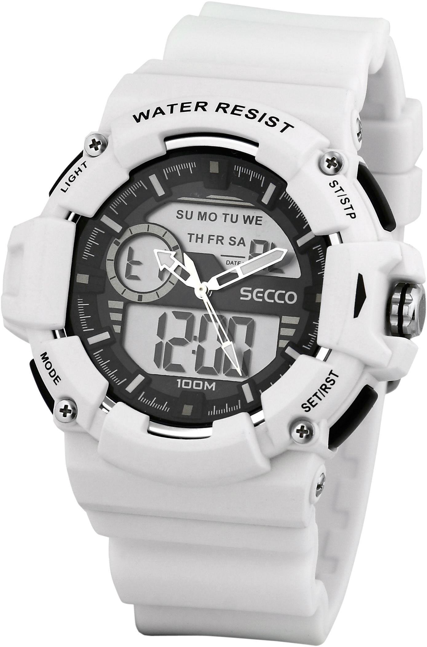 11a45e32d Pánske hodinky - silikónový remienok, plast puzdro, minerálne sklíčko.  Všetky technické parametre nájdete nižšie