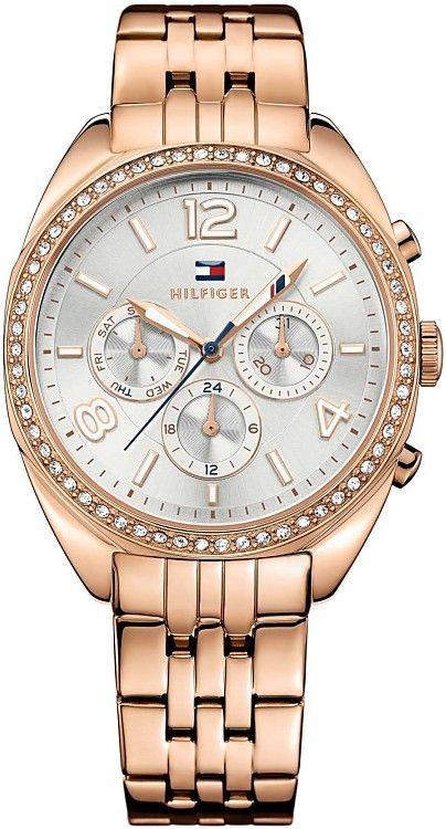 Tommy Hilfiger 1781572. Dámske hodinky - ocelový remienok b0dc2079e2d