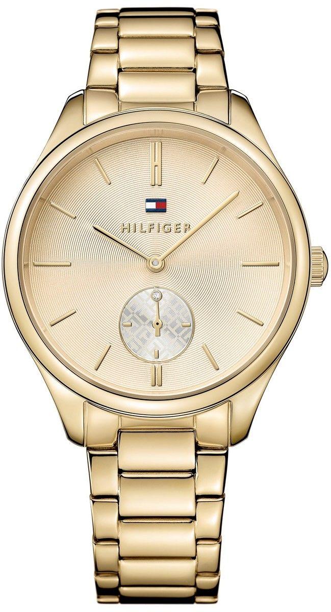 Tommy Hilfiger 1781578. Dámske hodinky - ocelový remienok e402299d7e6