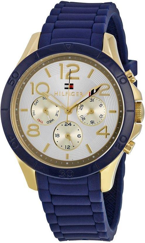 8eb0cb837493 Tommy Hilfiger 1781523. Dámske hodinky - silikónový remienok