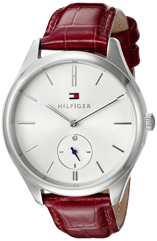 099a709d7c Tommy Hilfiger 1781574. Dámske hodinky - kožený remienok