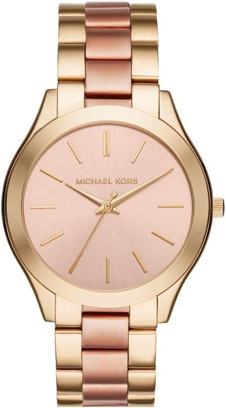 3ee8b4117 Michael Kors MK 3493. Dámske hodinky - ocelový remienok, ocel puzdro,  minerálne sklíčko. Všetky technické parametre nájdete nižšie