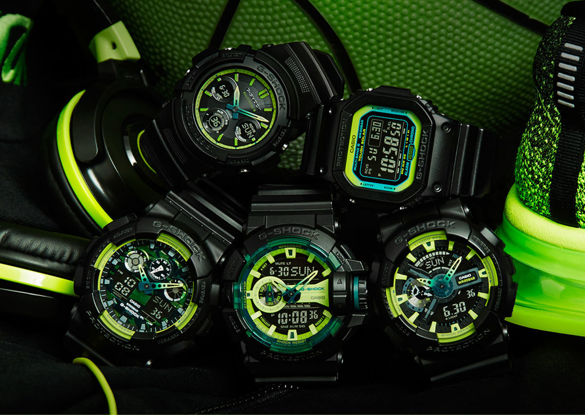 Casio G-Shock Original GA-110LY-1AER Sporty Illumi Limited Edition ... b551b5ff19a