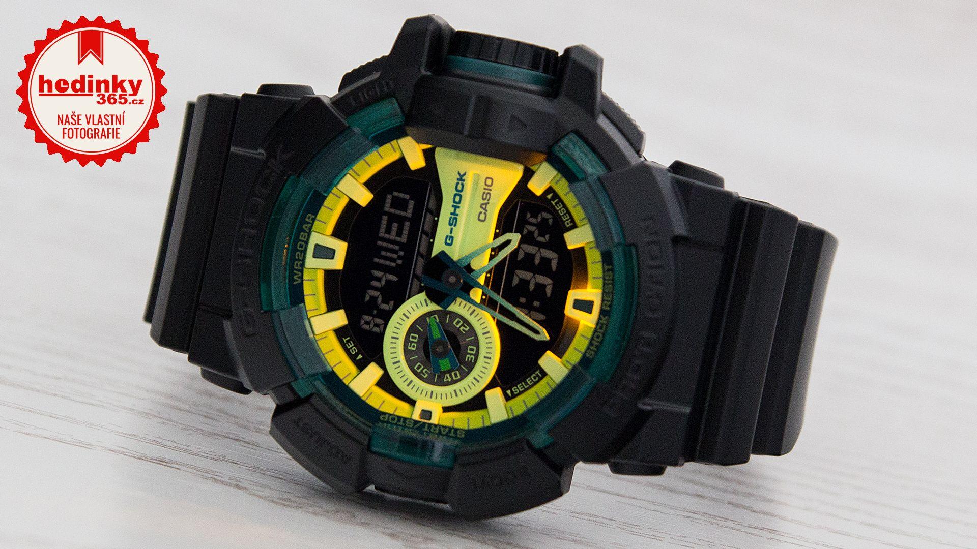 Casio G-Shock Original GA-400LY-1AER Sporty Illumi Limited Edition ... 4b80053e96