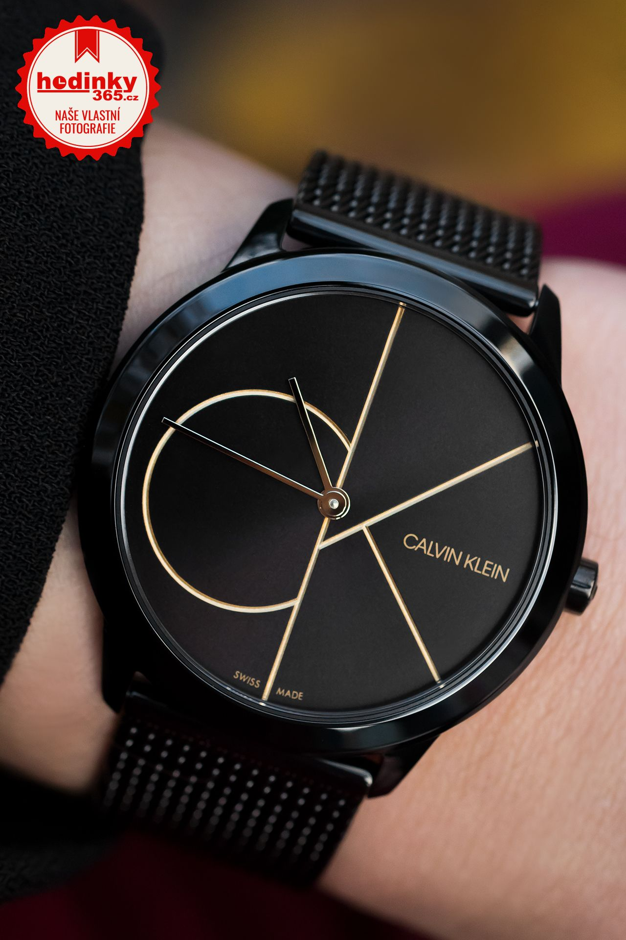 bdfebb575c Dámske hodinky - ocelový remienok