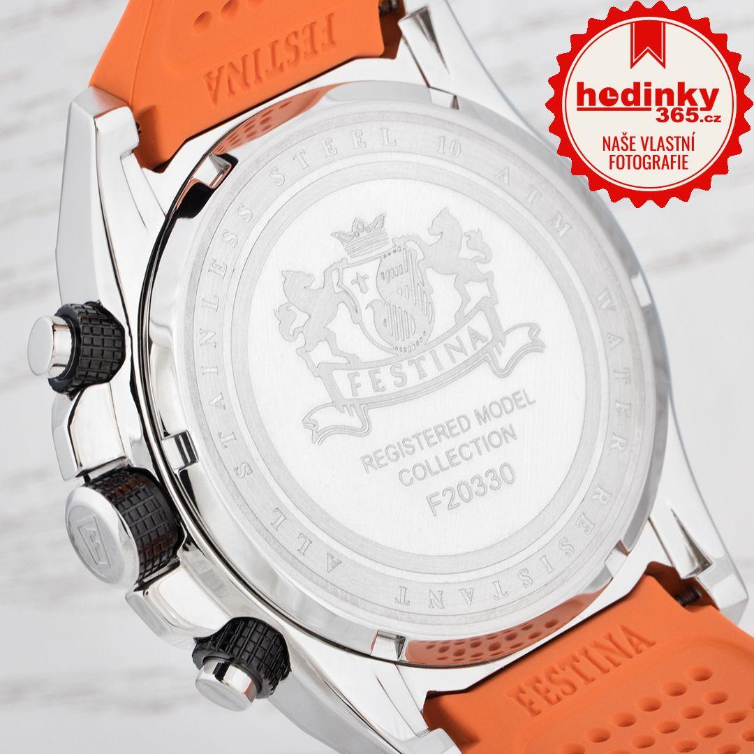 Festina The Originals 20330 4. Pánske hodinky - plastový remienok ec23fccbb4