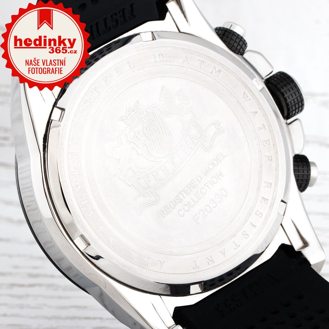 Festina The Originals 20330 6. Pánske hodinky - plastový remienok 6555ffdf77