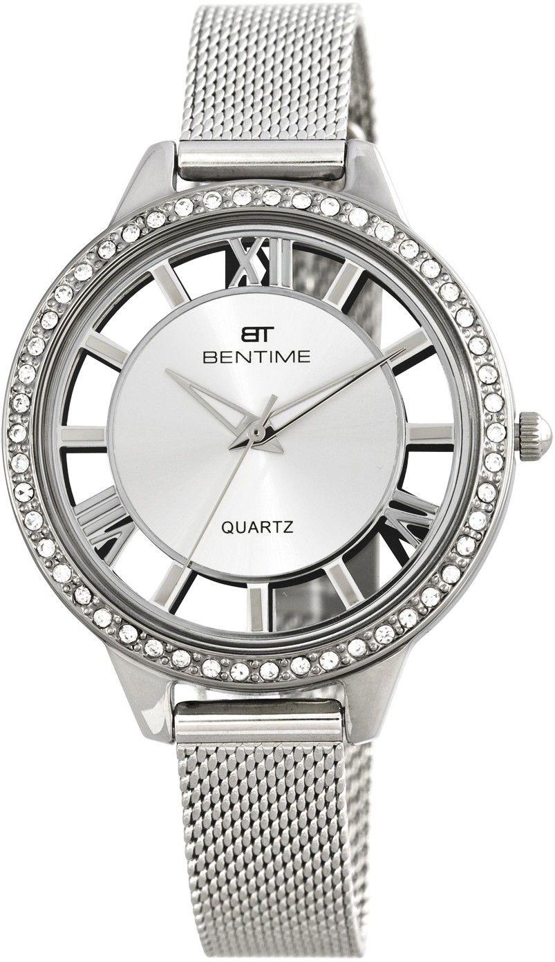 Dámske hodinky - kovový remienok 1c57a9a3b70