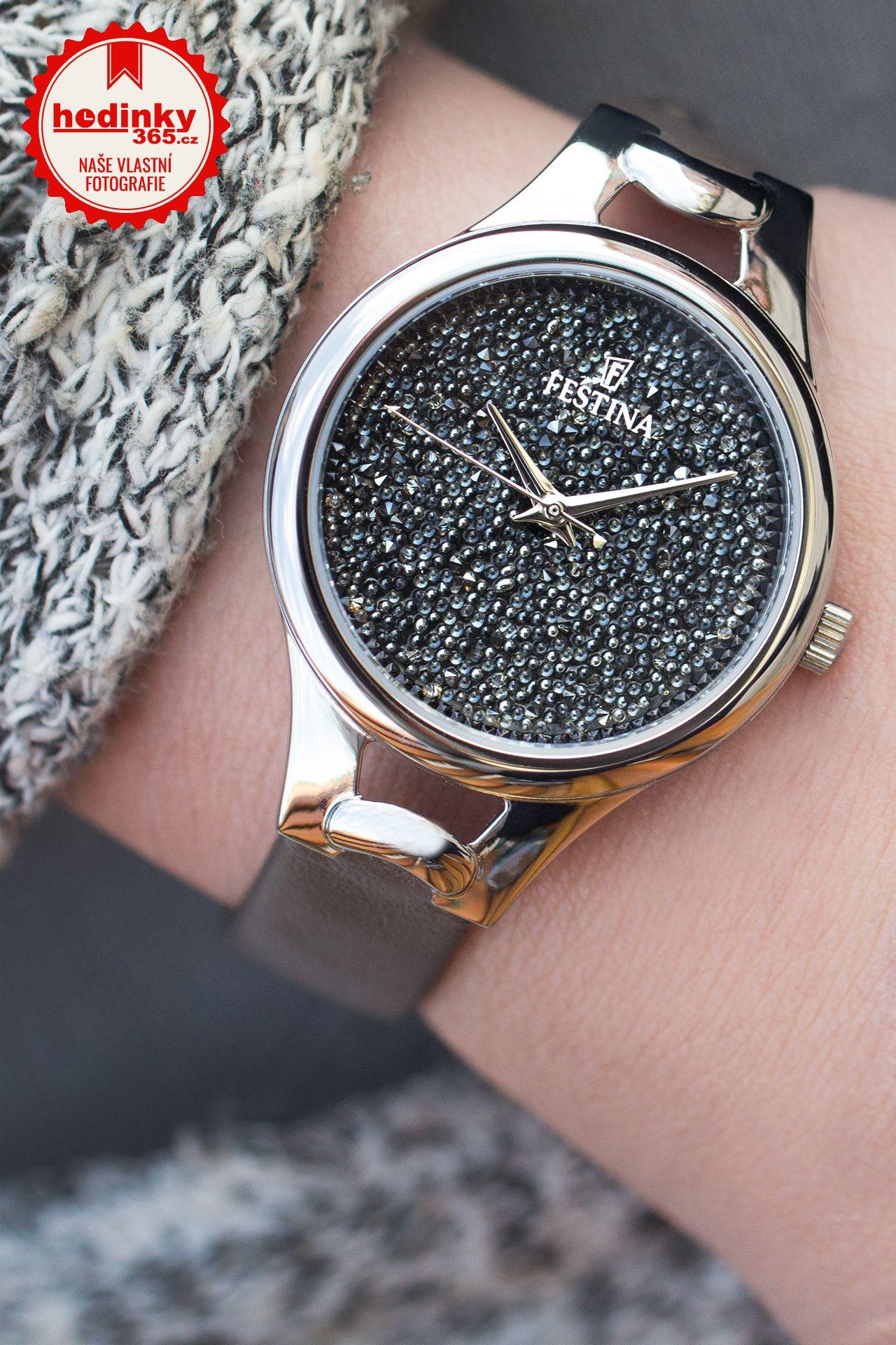 4cc7fb016 Dámske hodinky - kožený remienok, ocel puzdro, minerálne sklíčko. Všetky  technické parametre nájdete nižšie