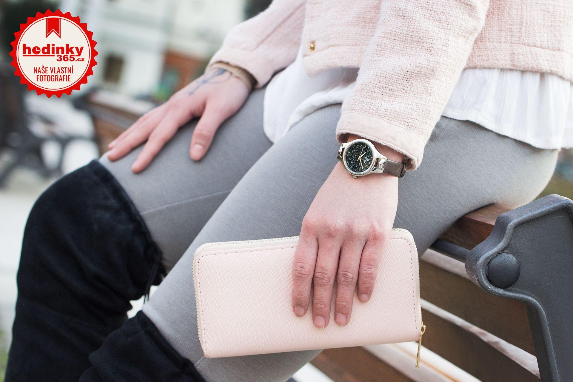 40bfe5748 Festina Mademoiselle Swarovski 20334/3. Dámske hodinky - kožený remienok,  ocel puzdro, minerálne sklíčko. Všetky technické parametre nájdete nižšie