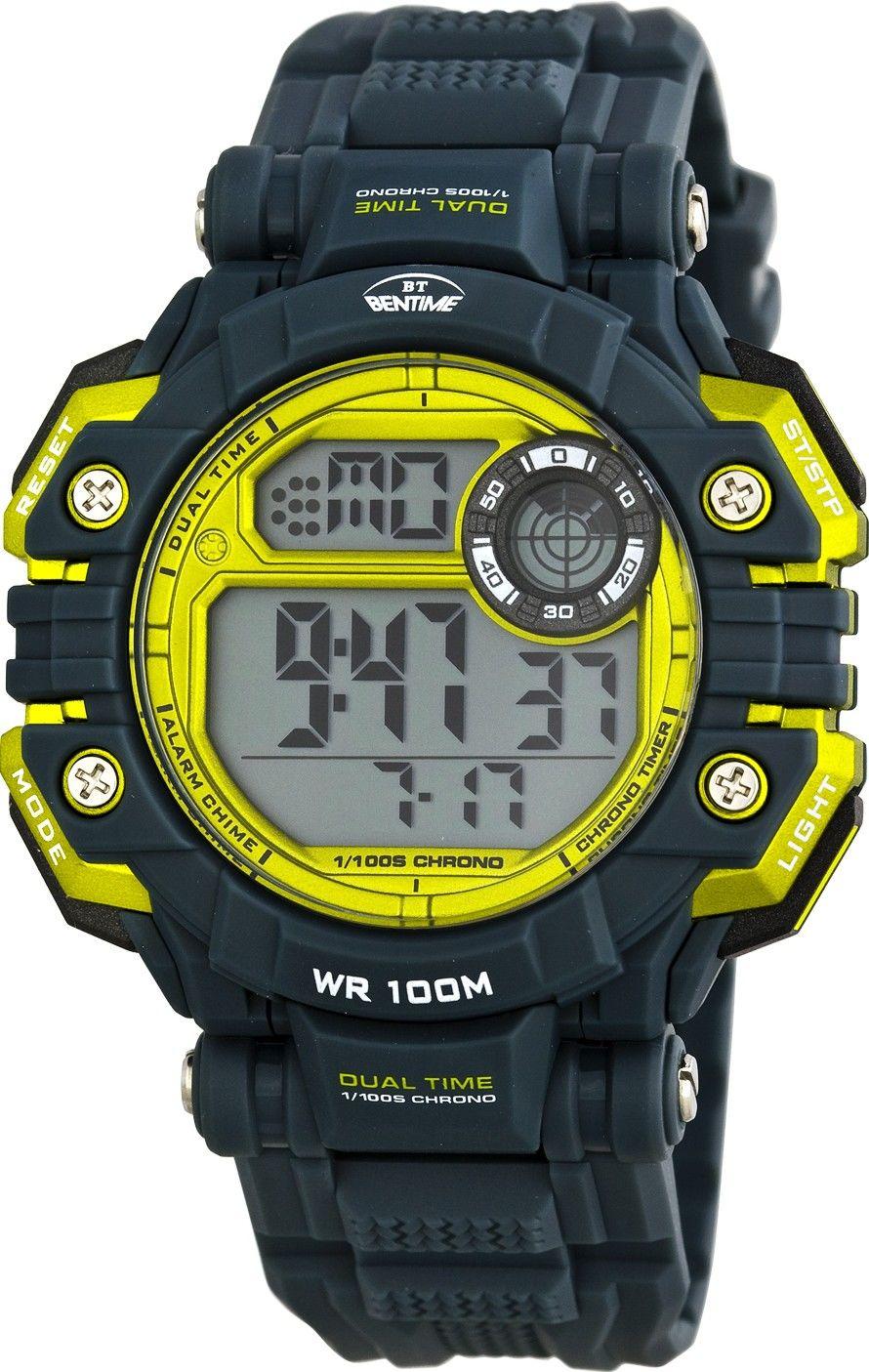 2d954816f4 Pánske hodinky - plastový remienok