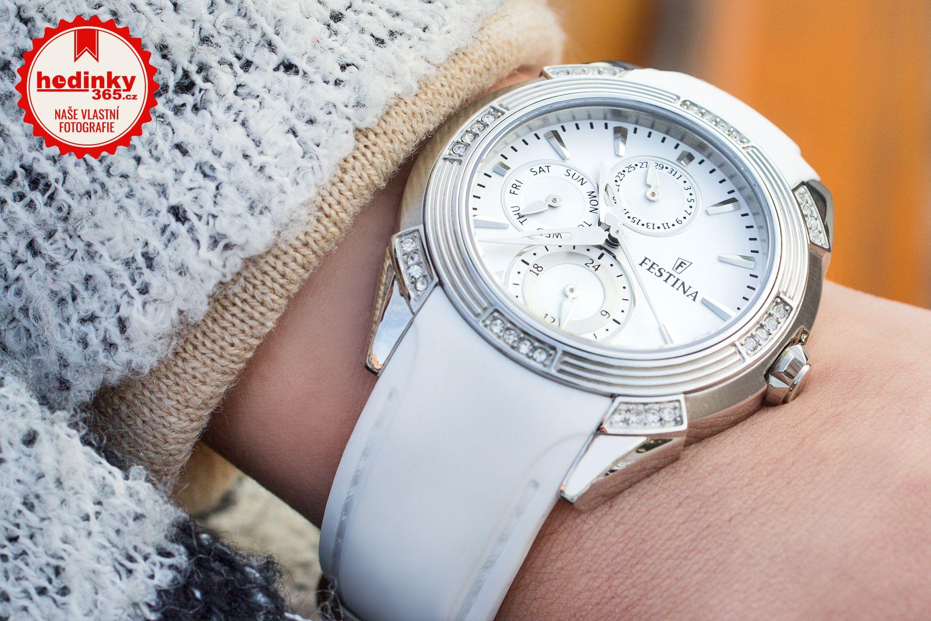 9b5b3877d7f5 Dámske hodinky - silikónový remienok