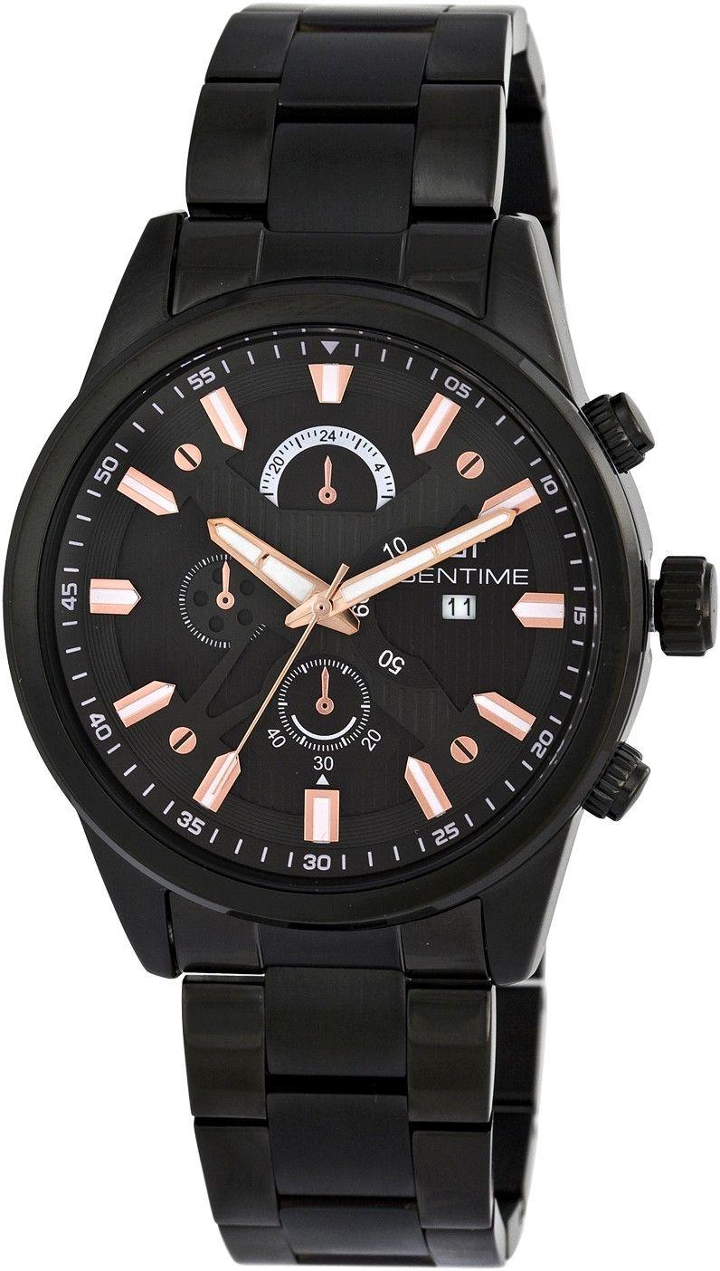 Pánske hodinky - kovový remienok 168a02ad084