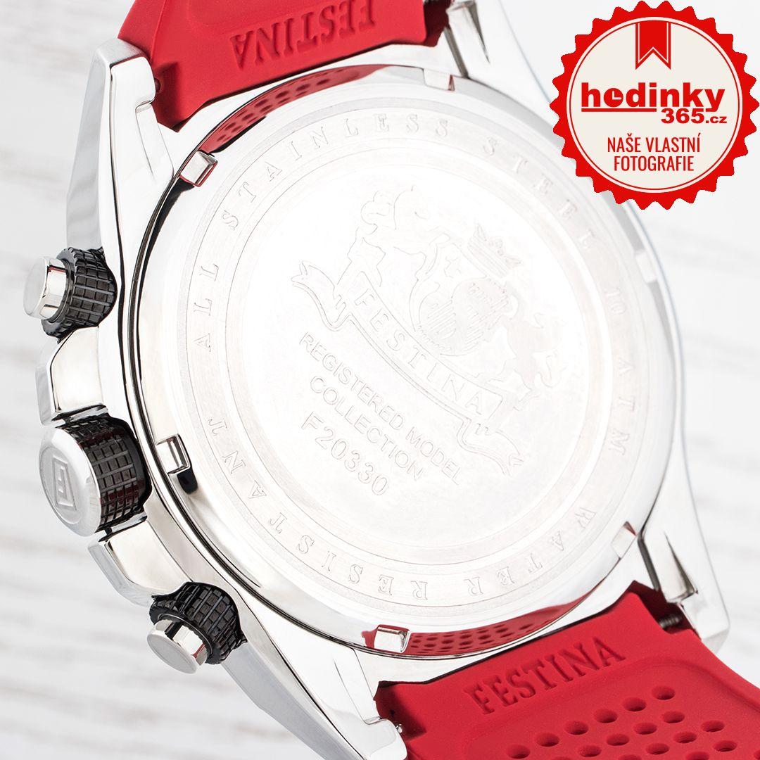 Festina The Originals 20330 7. Pánske hodinky - plastový remienok ae8a625c96