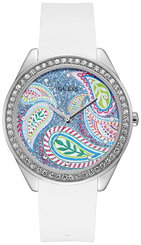 9cba6d31a Dámske hodinky - silikónový remienok, ocel puzdro, minerálne sklíčko.  Všetky technické parametre nájdete nižšie