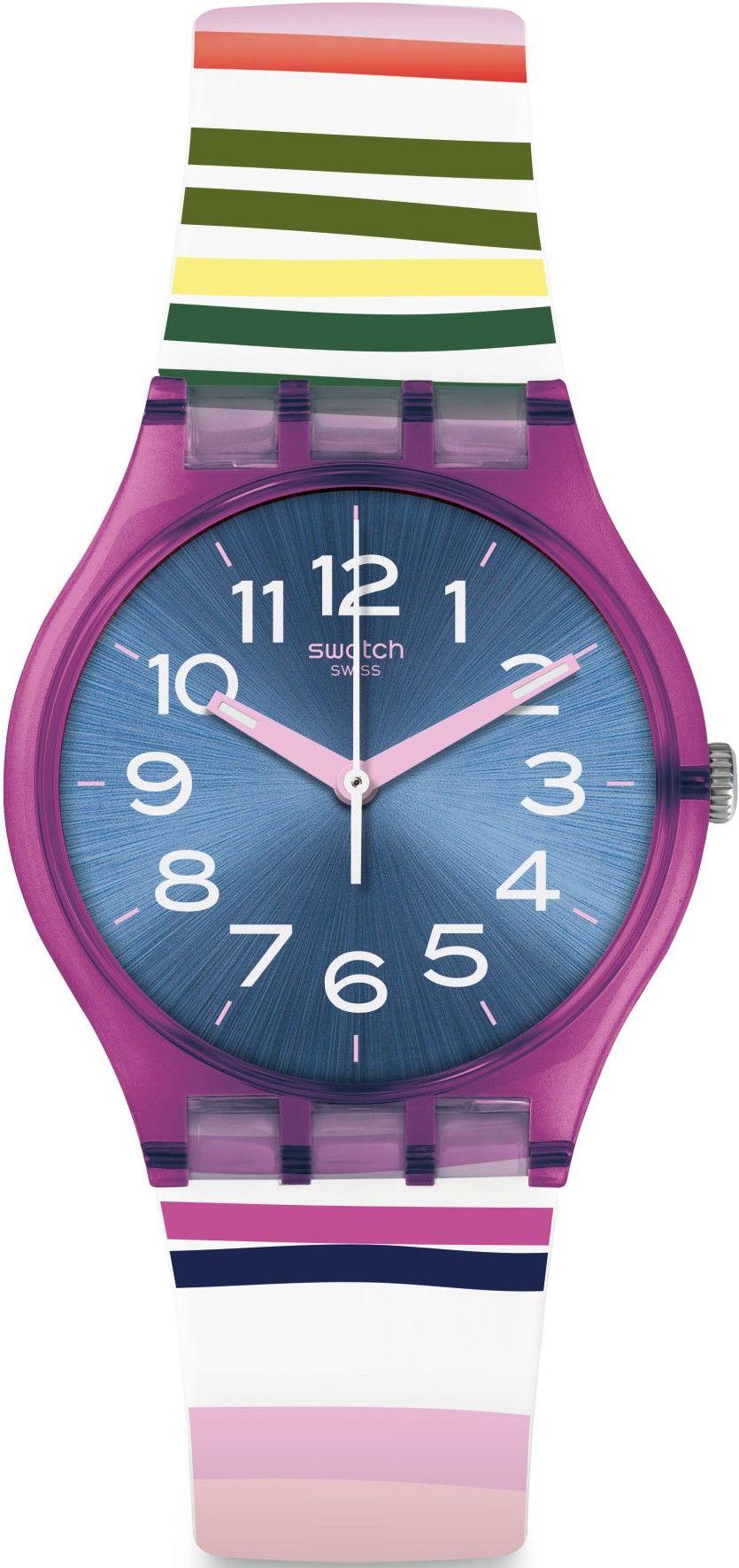 Dámske hodinky - silikónový remienok 1c35382ca1d