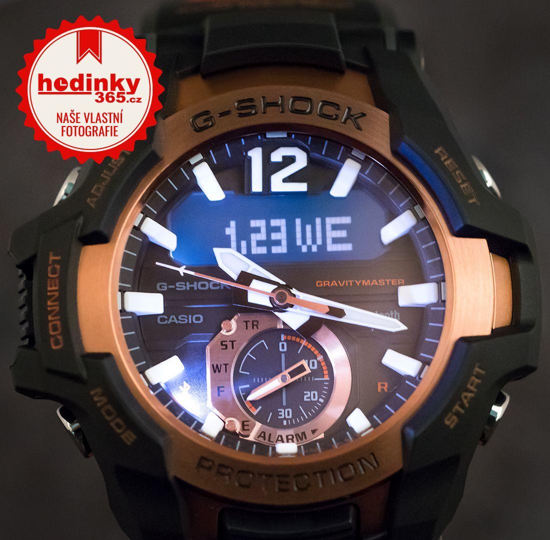 Casio G-Shock Gravitymaster GR-B100-1A4ER  212affe4290