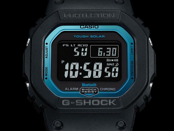 edd53ca44 Casio G-Shock Original GW-B5600-2ER. Pánske hodinky - živicový remienok,  pryskyřice puzdro, minerálne sklíčko. Všetky technické parametre nájdete  nižšie