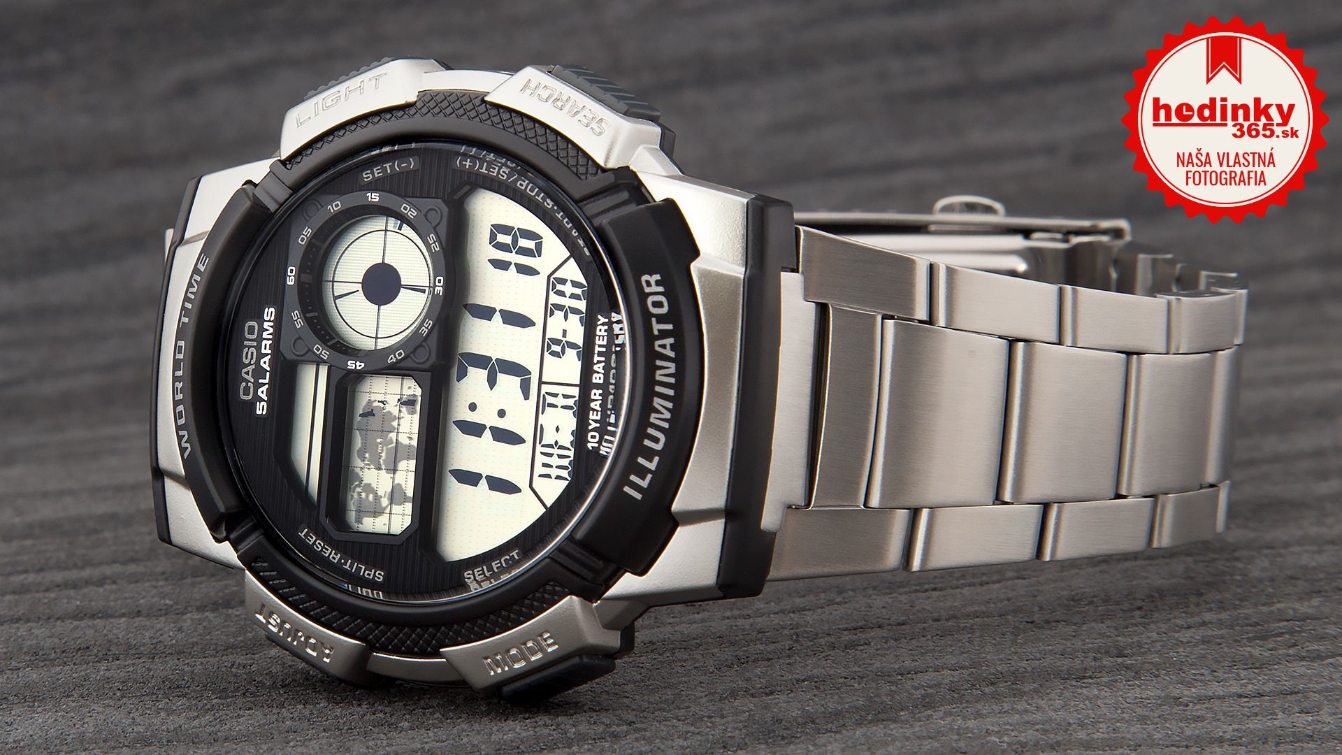 Casio Collection AE-1000WD-1AVEF  f6308824c0