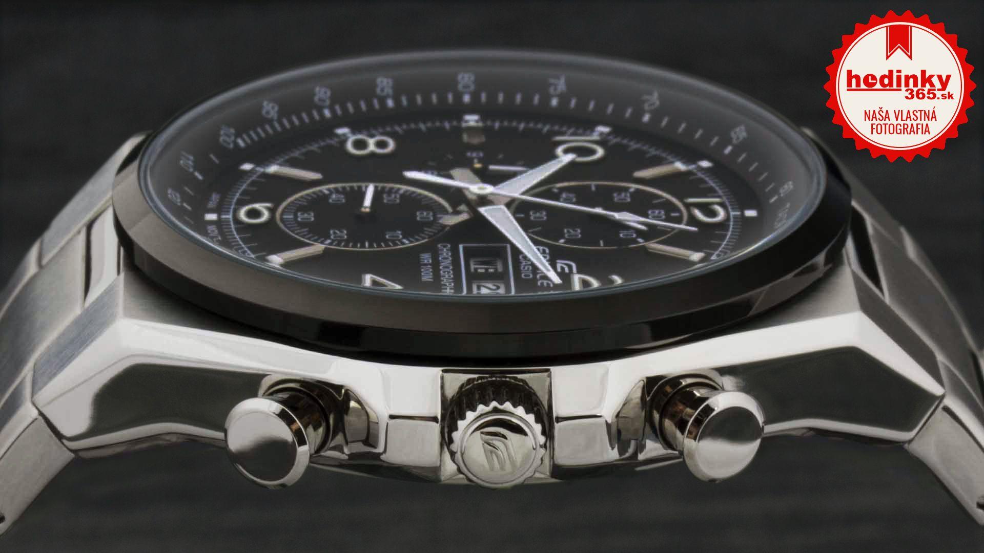 Pánske hodinky - ocelový remienok b65e60f4ef3