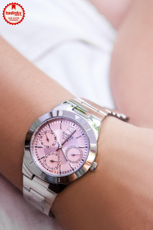 Casio Collection LTP-2069D-4AVEF. Dámske hodinky - ocelový remienok 9ed15d778c9