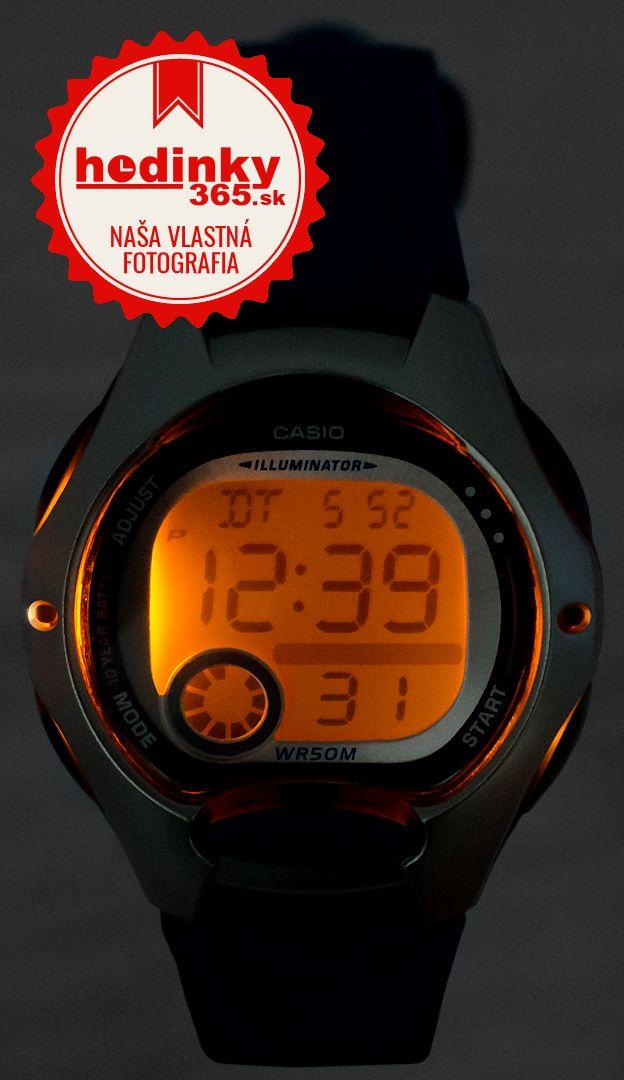Dámske hodinky - živicový remienok 746a81e0a70
