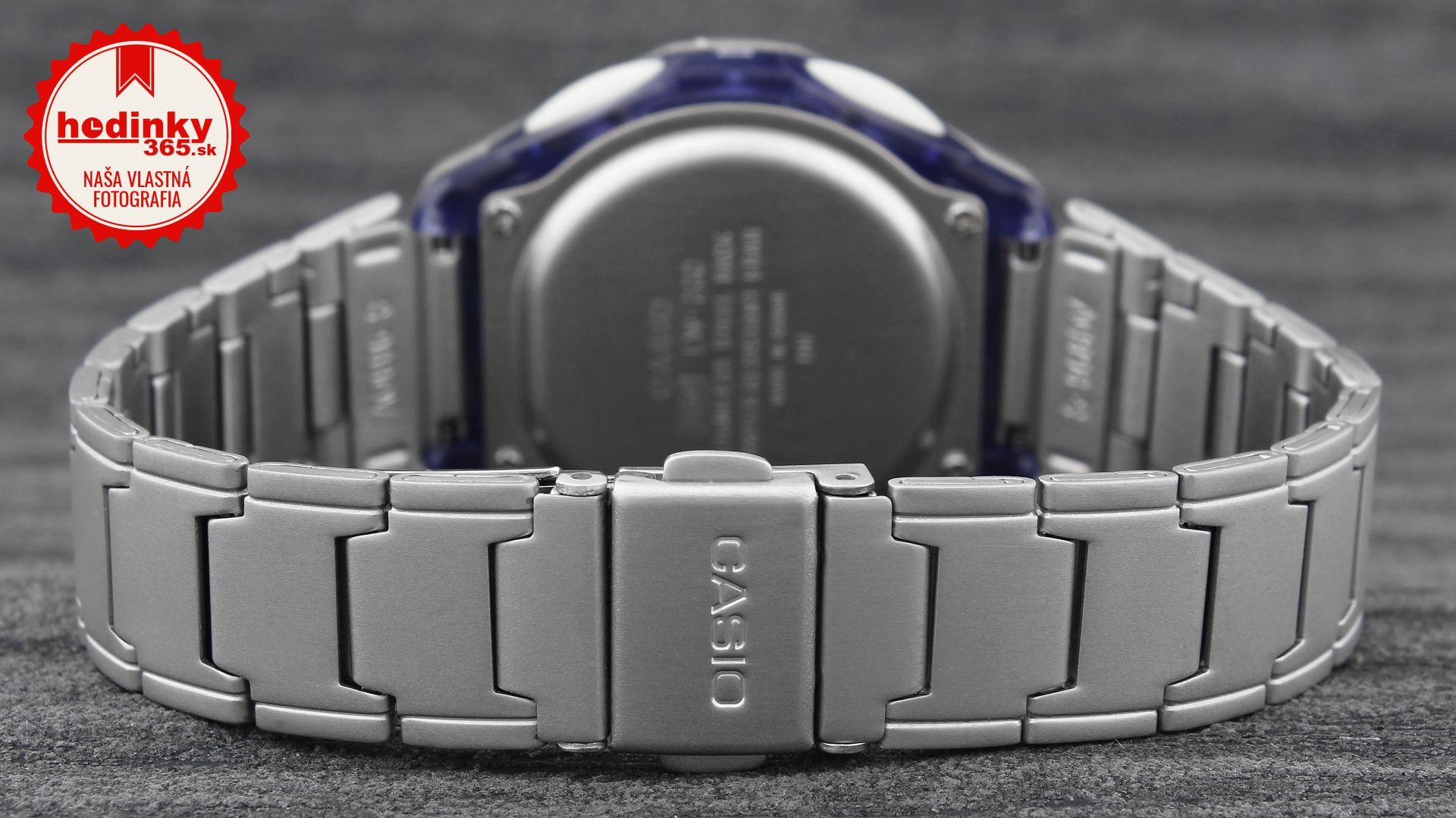 Dámske hodinky - ocelový remienok b0d46866a47