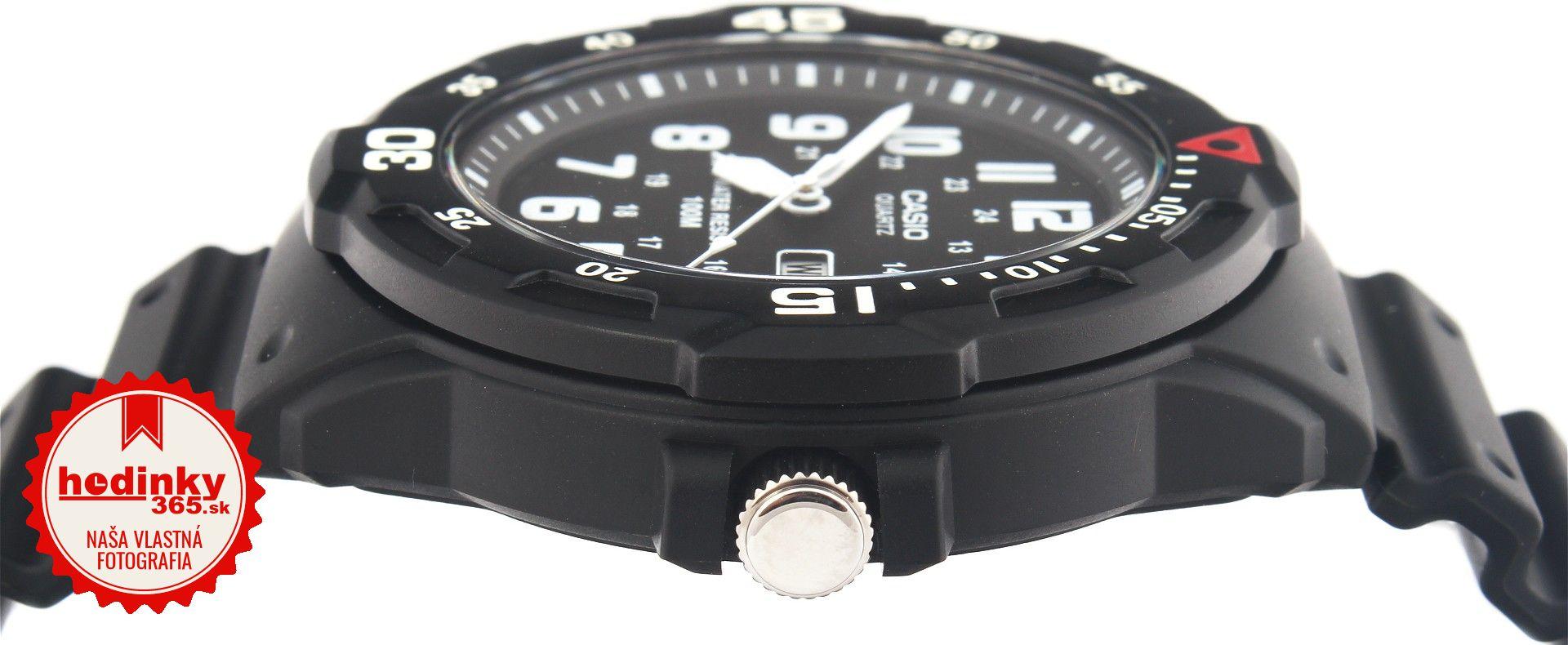 Pánske hodinky - živicový remienok 831a66af2eb