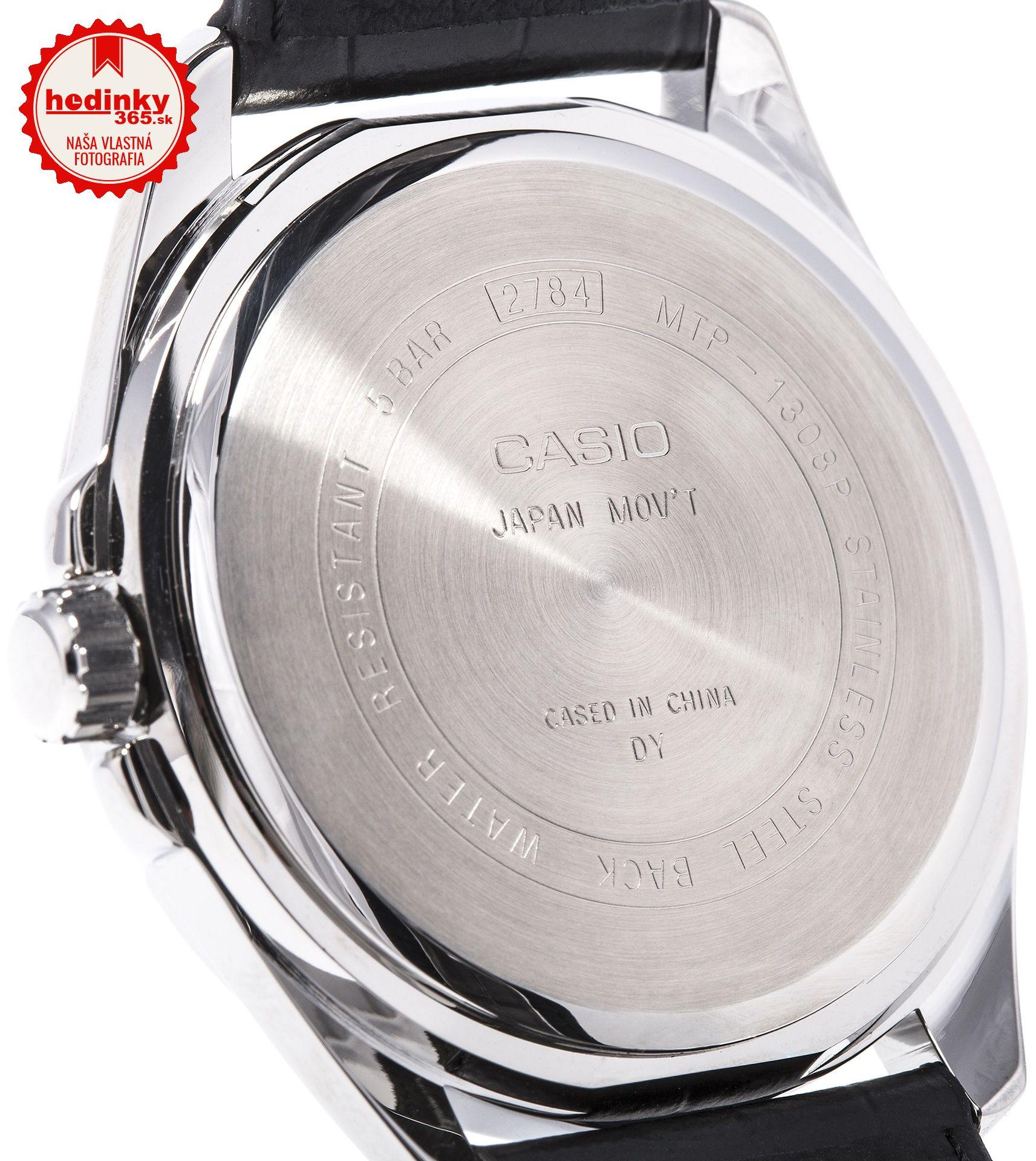Casio Collection MTP-1308PL-1AVEF  345960552e4
