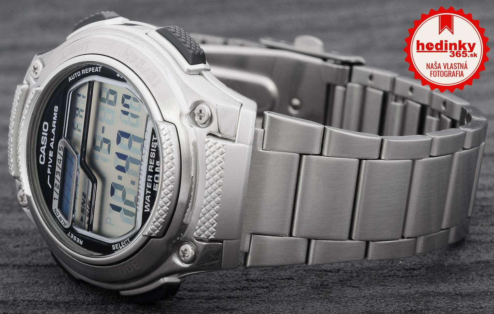Pánske hodinky - ocelový remienok 3974063a2e