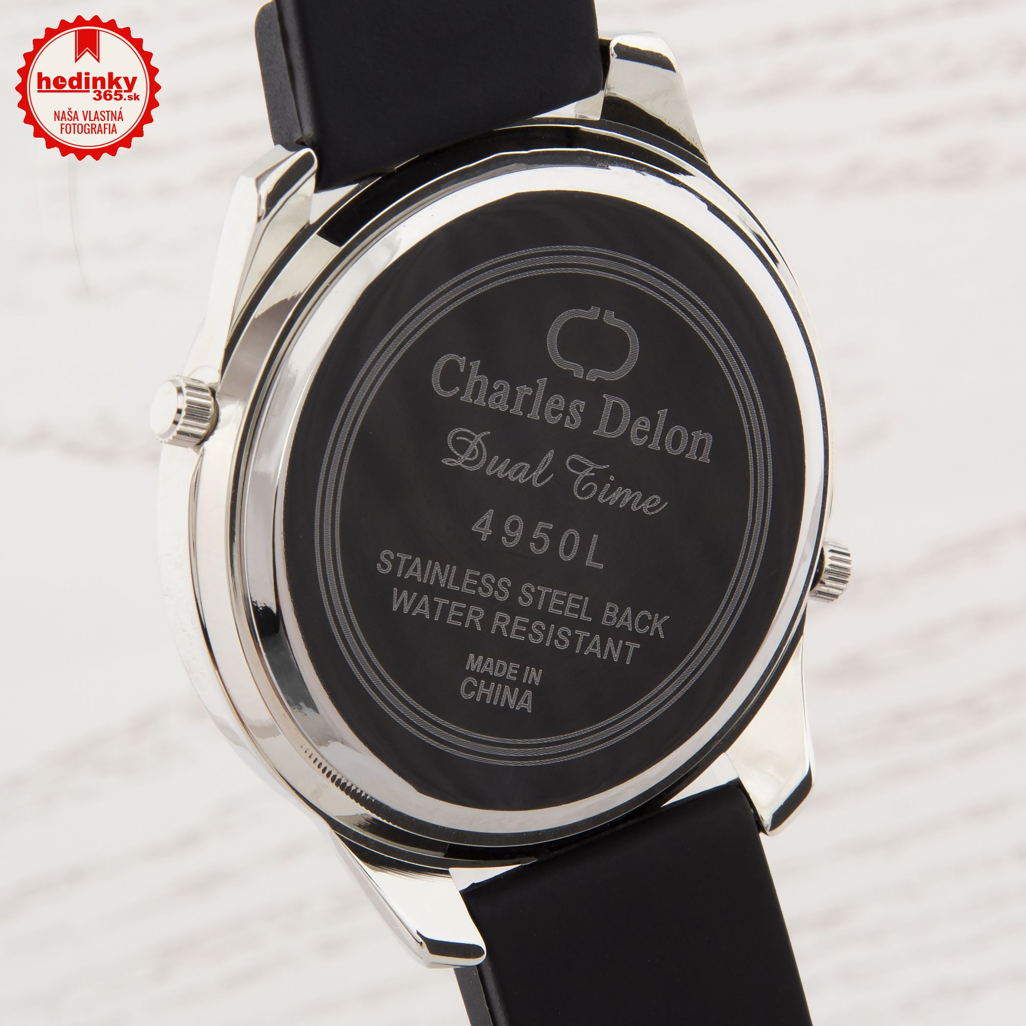 d967953819d Dámske hodinky - plastový remienok