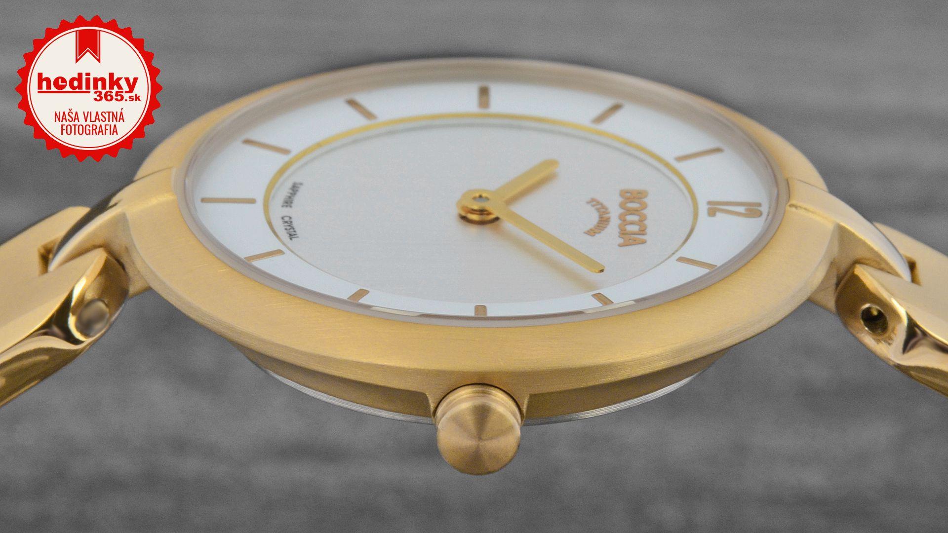 Dámske hodinky - titánový remienok df00ad5afee