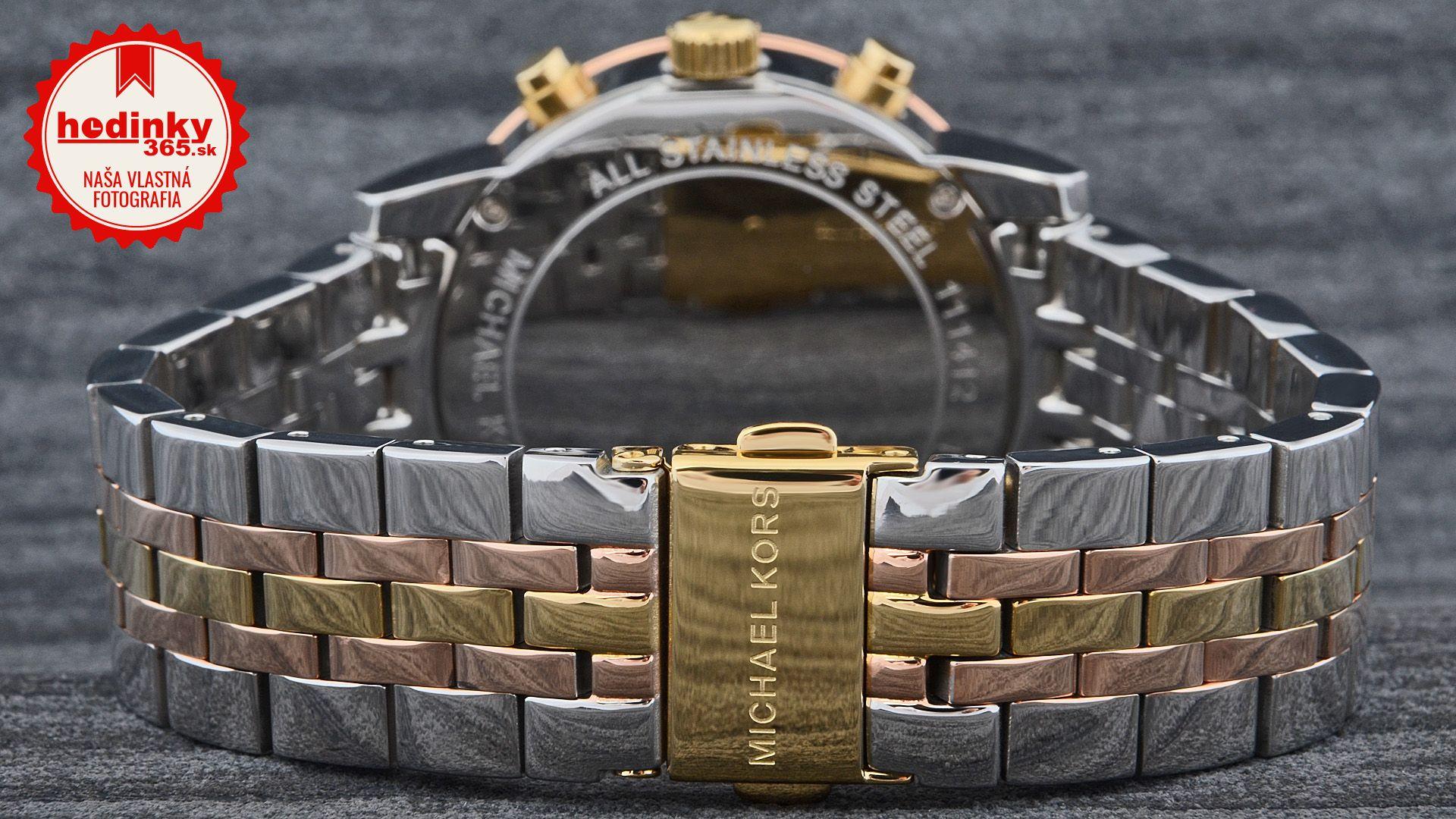 Dámske hodinky - ocelový remienok 571886032e9