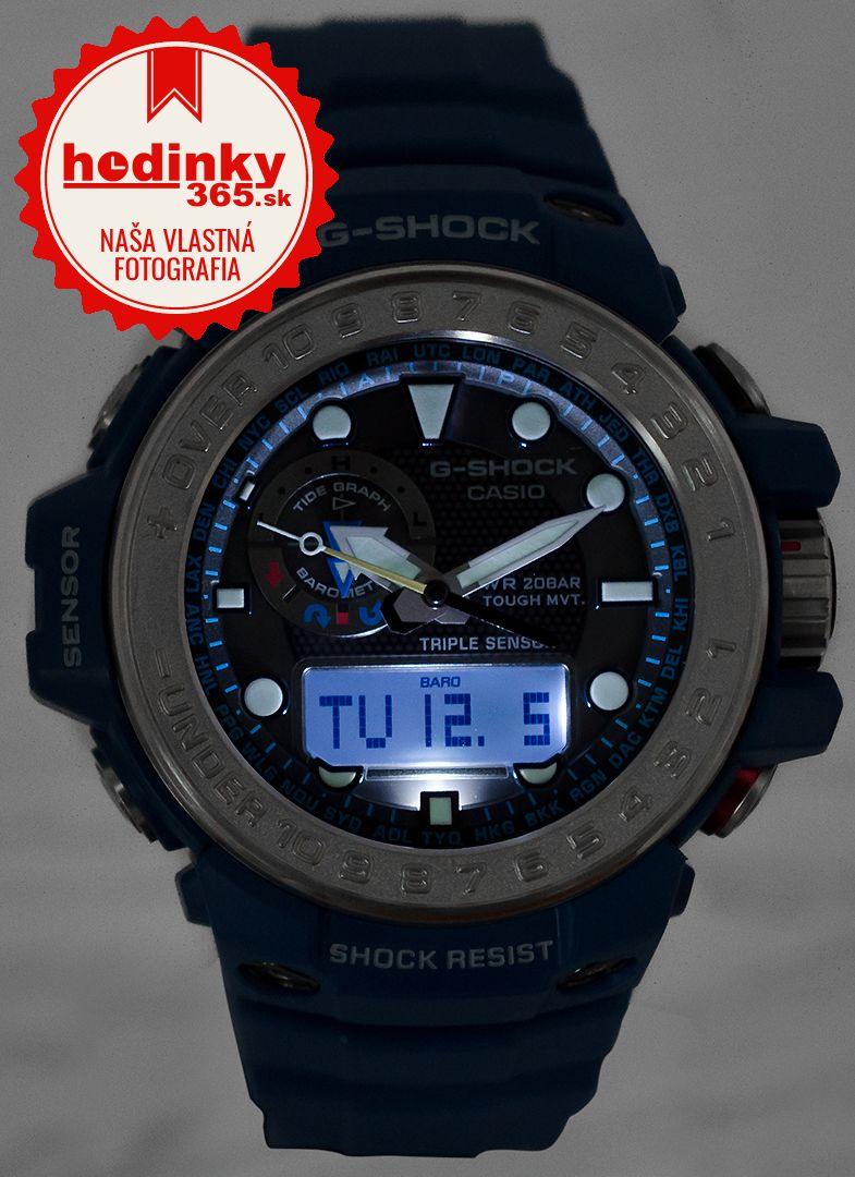 Casio G-Shock Gulfmaster GWN-1000-2AER  eea6dea4f1