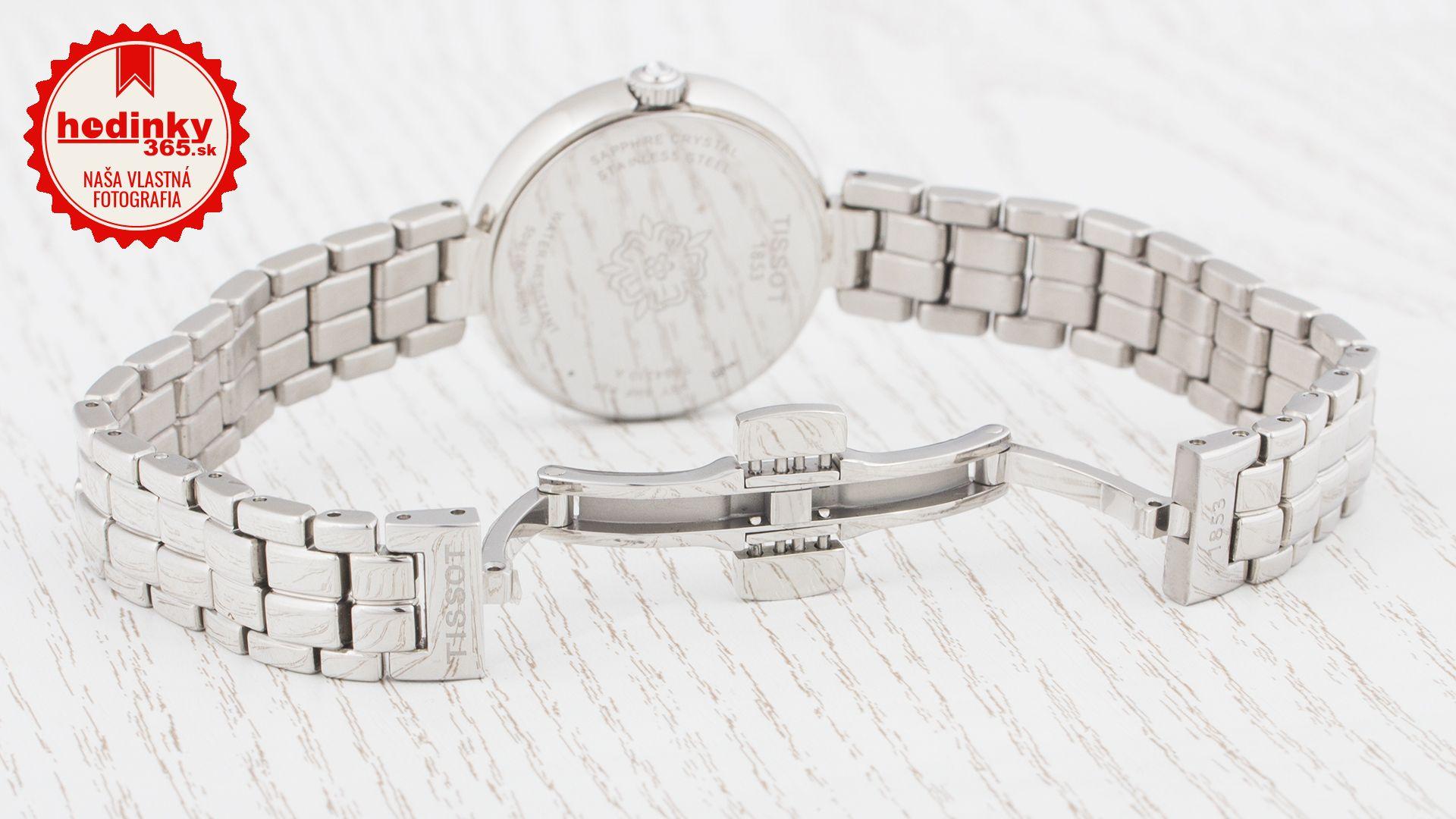 345ecd413 Dámske hodinky - ocelový remienok, ocel puzdro, safírové sklíčko. Všetky  technické parametre nájdete nižšie