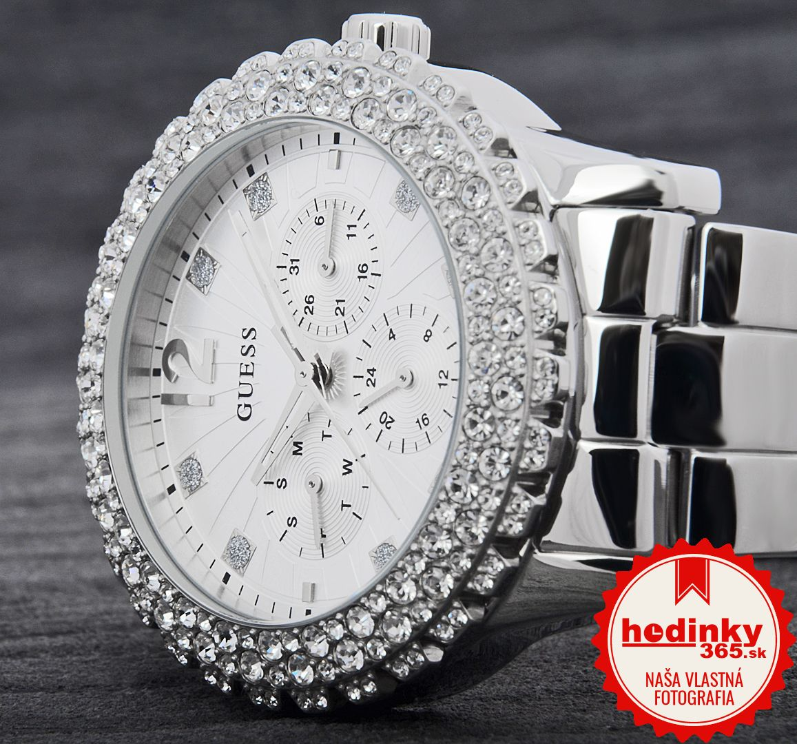 Dámske hodinky - ocelový remienok 3e525664cfe